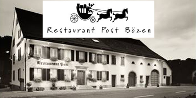 Restaurant Post Bözen
